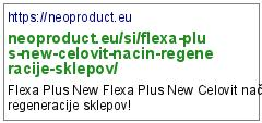 https://neoproduct.eu/si/flexa-plus-new-celovit-nacin-regeneracije-sklepov/